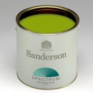 Sanderson designer paint
