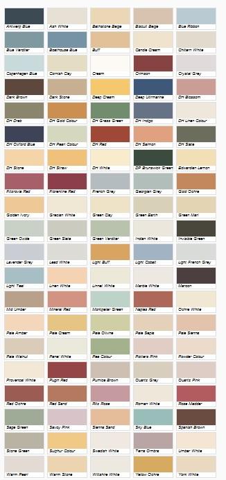 Dulux Heritage Paint Designer Wallpaper