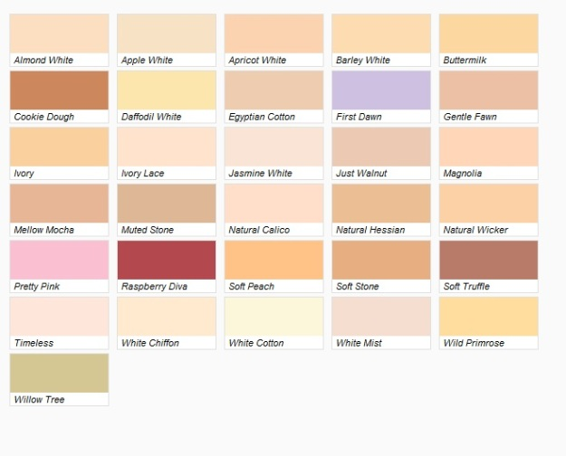 A collection of paint by Dulux