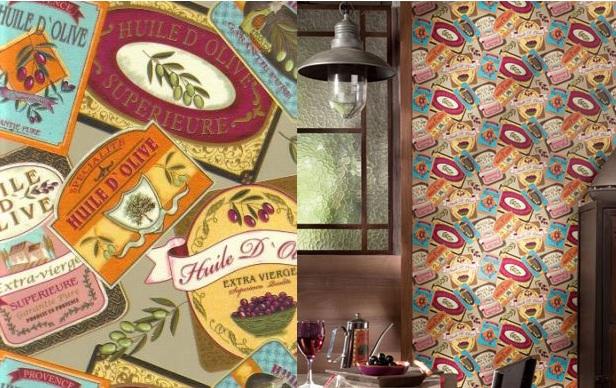 Galerie designer wallpaper