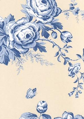 Ralph lauren s ashfield floral designer wallpaper - Ralph lauren wallpaper ...