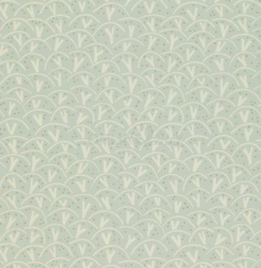Sanderson designer wallpaper- Cherry Hills