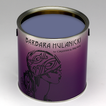 designer paint from Barbara Hulanicki