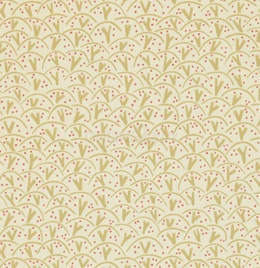 Cherry Hills Gold  Sanderson wallpaper