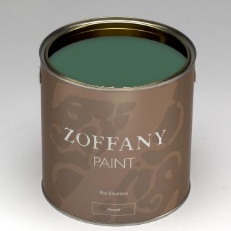 Juniper Haze paint created by Zoffany