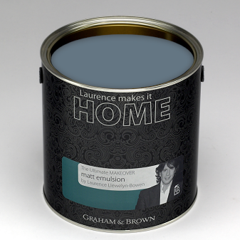 Designer paint created by Laurence Llewelyn-Bowen