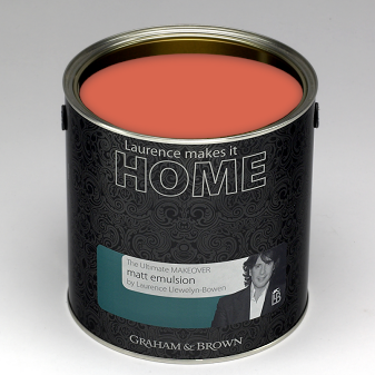 Designer paints created by Laurence Llewelyn-Bowen