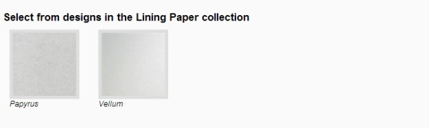 Anaglypta designer wallpaper Lining Paper collection